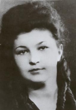 Вера Филипповна Голубкова