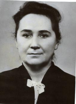 Ирина Алексеевна Ильинская