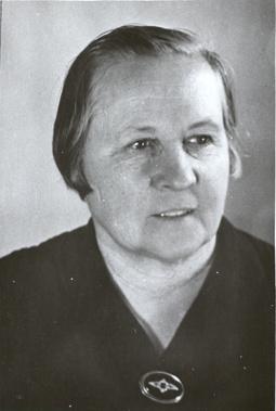 Клавдия Фёдоровна Костина
