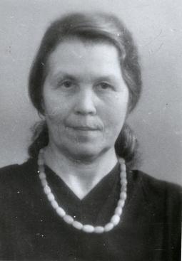 Лидия Ивановна Цветкова