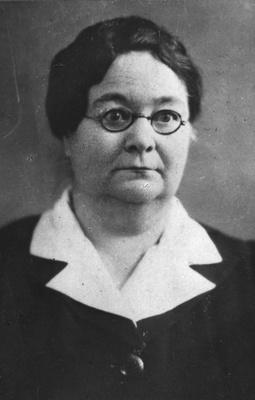 Евгения Николаевна Синская