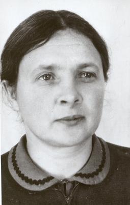 Мария Николаевна Семенова